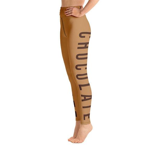 Nude chocolate Leggings