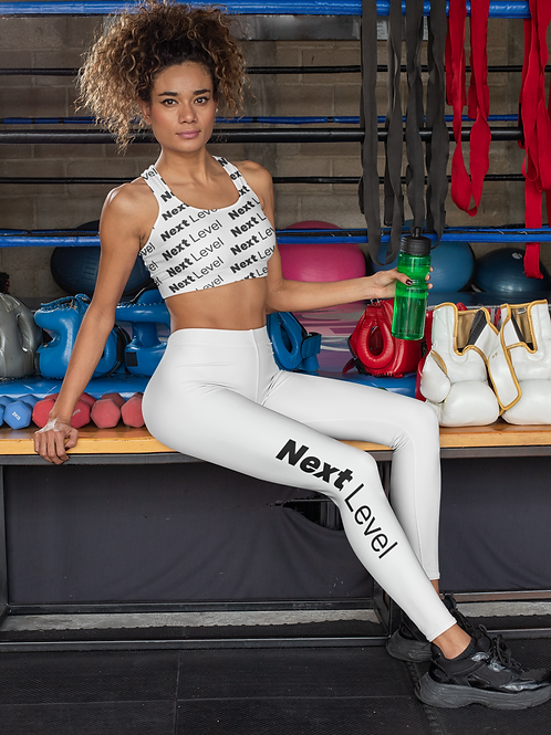 Next Level Branded Leggings