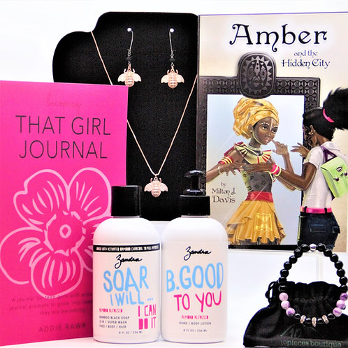 "Be ""That Girl"" Gift Collaboration"