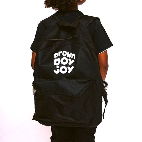 Brown Boy Joy Bookbag