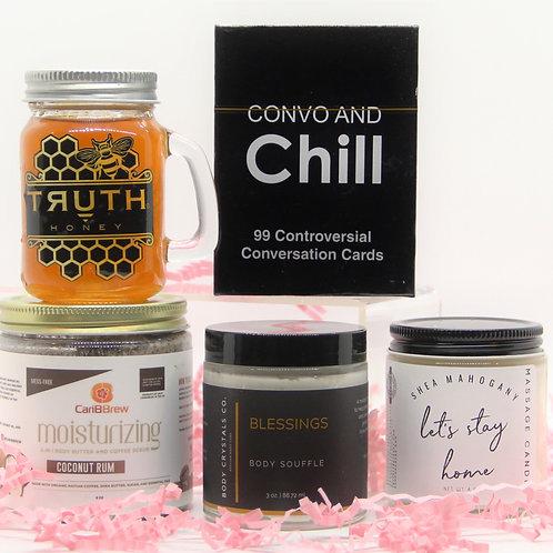 Convo and Chill Sexy  Collaboration
