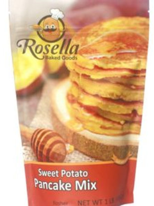Sweet Potato Pancake Mix