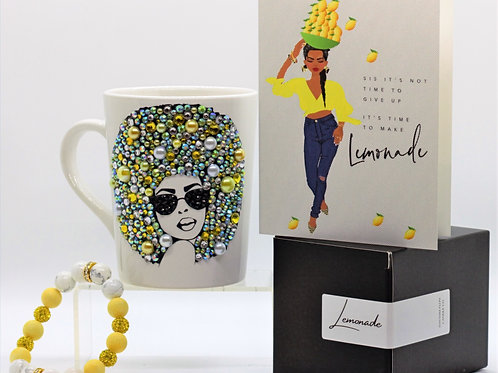 When Life Gives You Lemons Lady #4