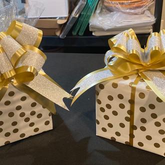 Gold & White Custom Gifts
