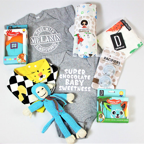 Welcome Baby Gift - Blue