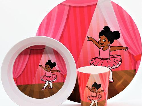 Ballerina Dining Set