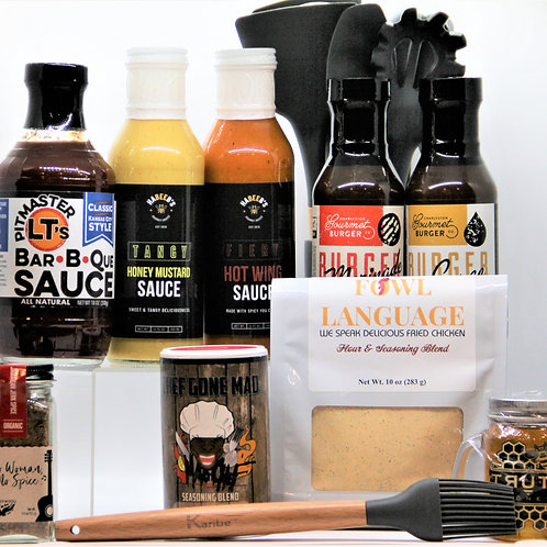 Chef at Home Gift Basket