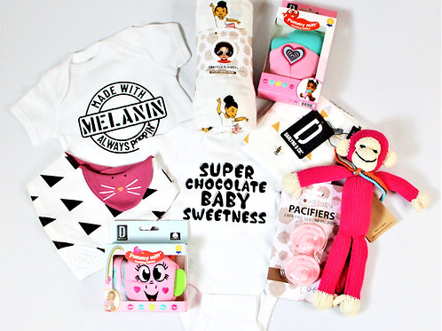 Welcome Baby Gift - Pink
