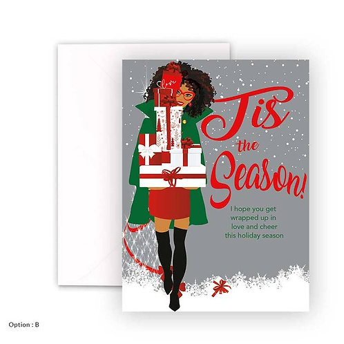 9-Pack Holiday Greeting Cards
