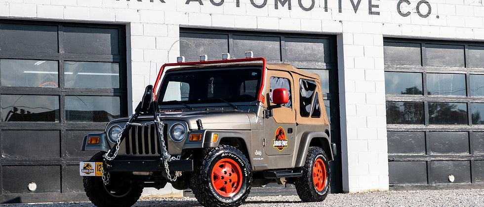 2005 Jeep Wrangler SE