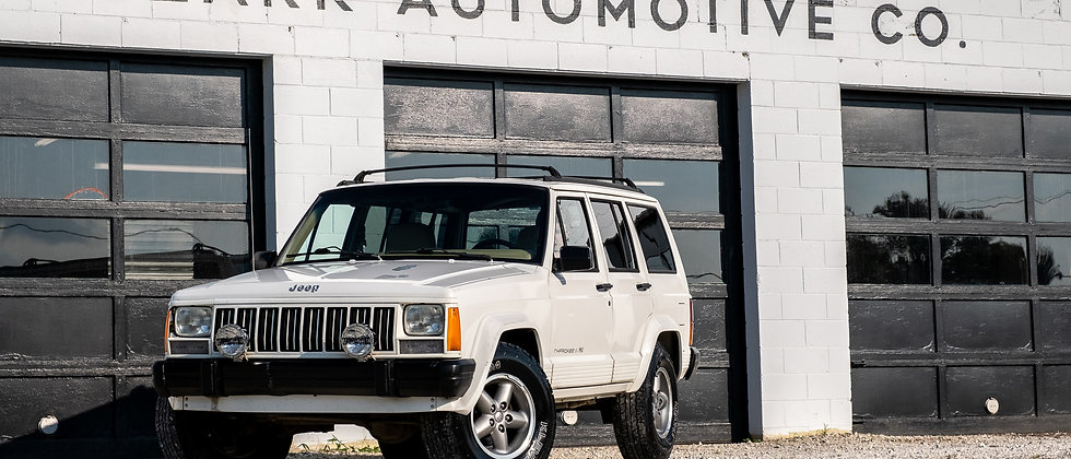 1996 Jeep Cherokee Classic