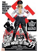 llsa - She Wolf Of the SS I 1975 I DVD