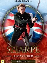 Sharpe - Season 1 I 1993 I DVD