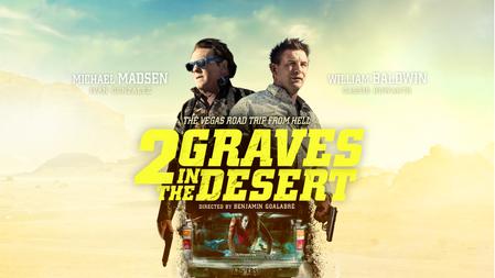 2 GRAVES IN THE DESERT I 2020