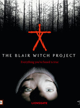 The Blair Witch Project I 1999 I DVD/BD