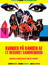 Women On The Verge Of A Nervous Breakdown I 1980 I BD/DVD