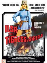 Ilsa - the Tigress of Siberia I 1977 I DVD