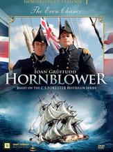Hornblower: The Even Chance Ep 1 I 1998 I DVD