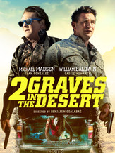 2 Graves in the Desert I 2021 I DVD/BD