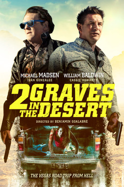 2 GRAVES IN THE DESERT I 2020