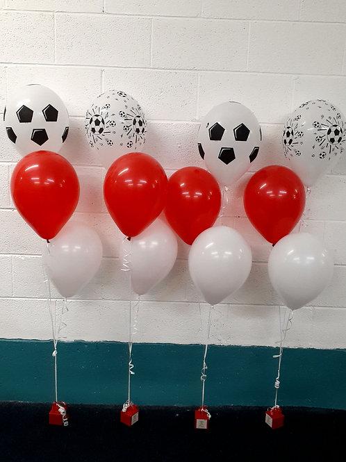 England football balloons