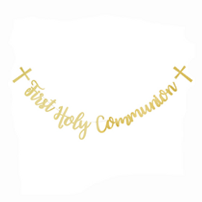 Holy Communion Banner
