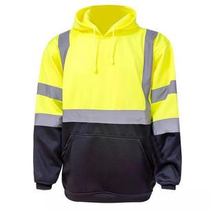 High vis hoodie #20013
