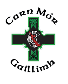 Carnmore crest Black writing.png