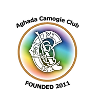 Aghada Camogie crest Black writing .png