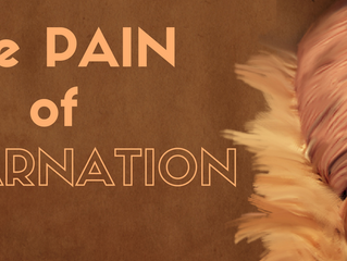 The Pain of Incarnation