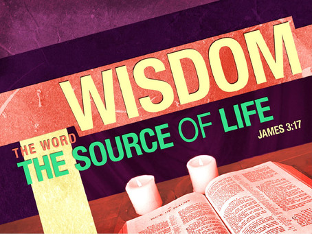 Tune in for more from the book of James!