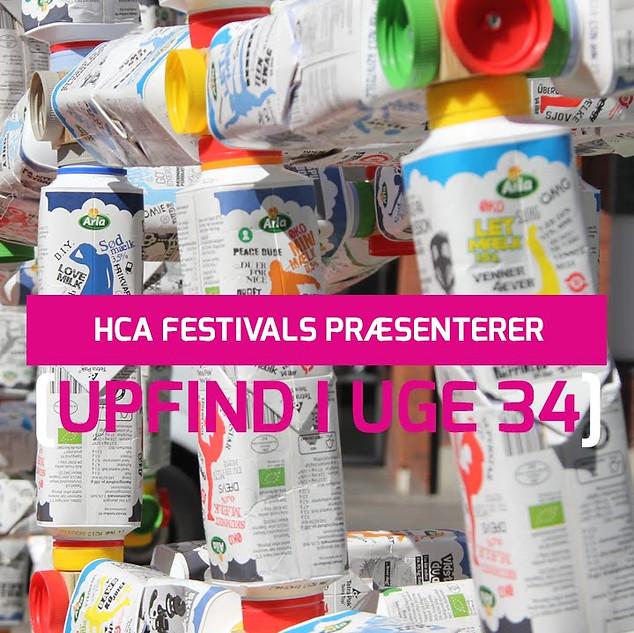 HCA FESTIVALS SIGER