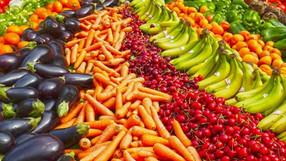 Modificación del reglamento para la comercialización de mezclas de frutas y hortalizas