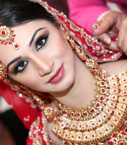Asian Bridal And Makeup Training Course Bradford