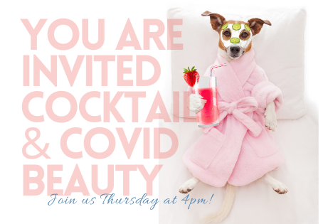 Join Us: Cocktails & Beauty