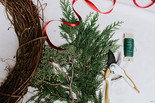 Wreath Workshop at Coma Coffee-Sold Out