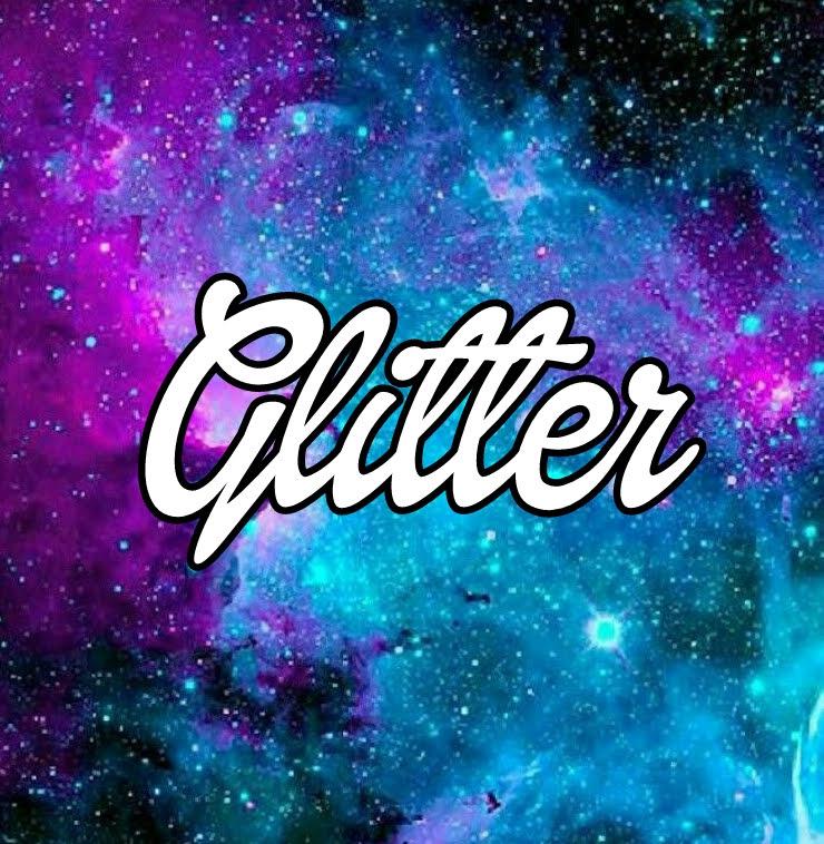 Hot Stuff N' More Glitter Labe