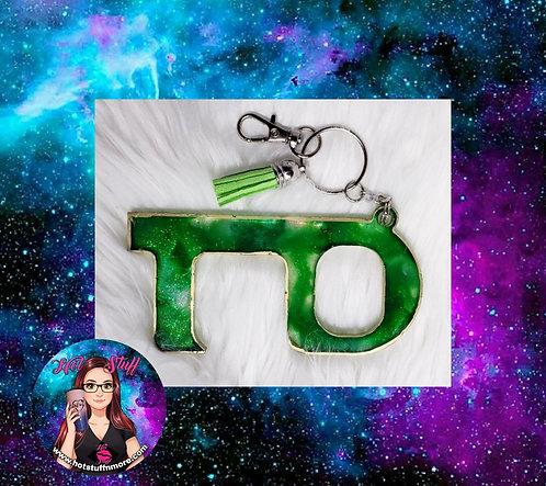 No-Touch Door Opener Keychain