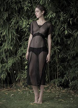 Robe Jeanne Noire