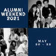 Alumni Weekend 2021 Email Graphic V1