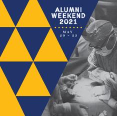 Alumni Weekend 2021 Invites