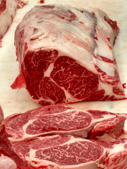 Corte de carne Kobe