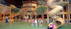 Folly Farm indoor play area