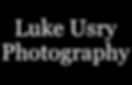 Luke Usry Photography Logo