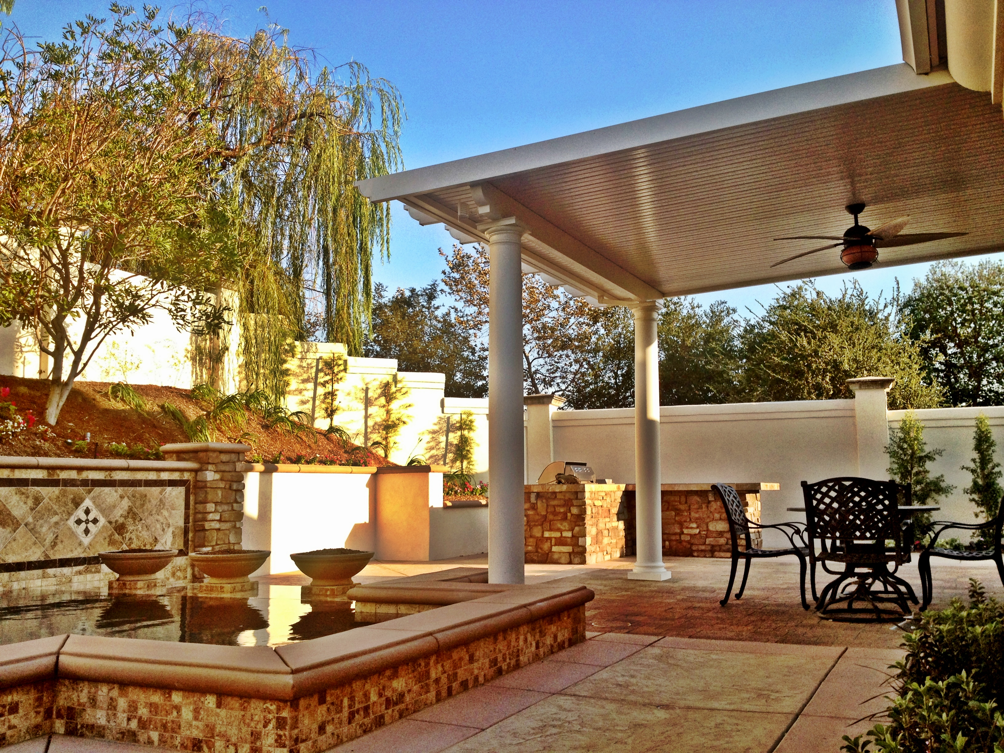 Diy alumawood patio cover kits shipped nationwide solutioingenieria Gallery