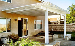 Aluminum Pergola, Alumawood Lattice, Laguna Cover, Patio Cover Pergola