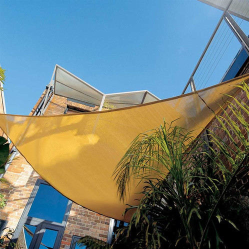18 Triangle Coolhaven Shade Sail Diy Alumawood Patio