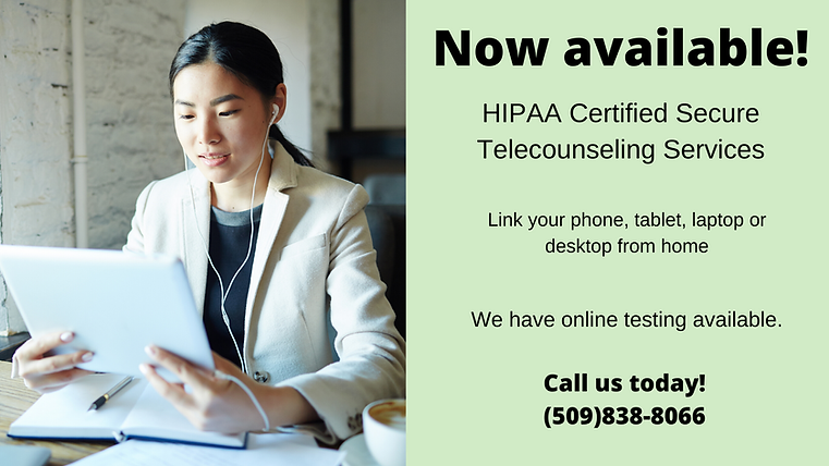 HIPAA Certified Secure Telecounseling Se