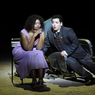L'elisir d'amore  Bayerische Staatsoper with Pretty Yende 9.2020