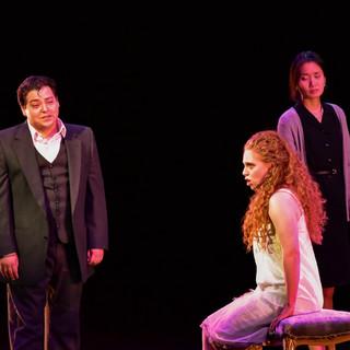 Galeano Salas, Rebecca Nathanson, Santa Fe Opera, La Traviata 2016